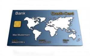 Kreditkarte Ausland Reise