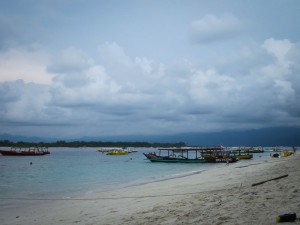 gili backpacking