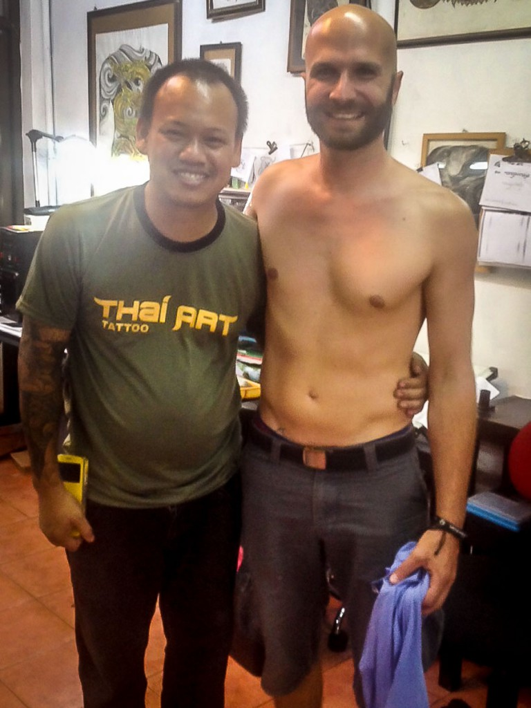 Pui Thai Art Tattoo Studio Koh Tao