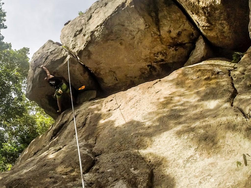 Rock Climbing Koh Tao