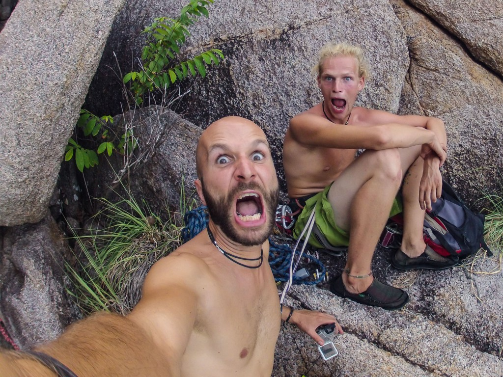 Climbing Buddies