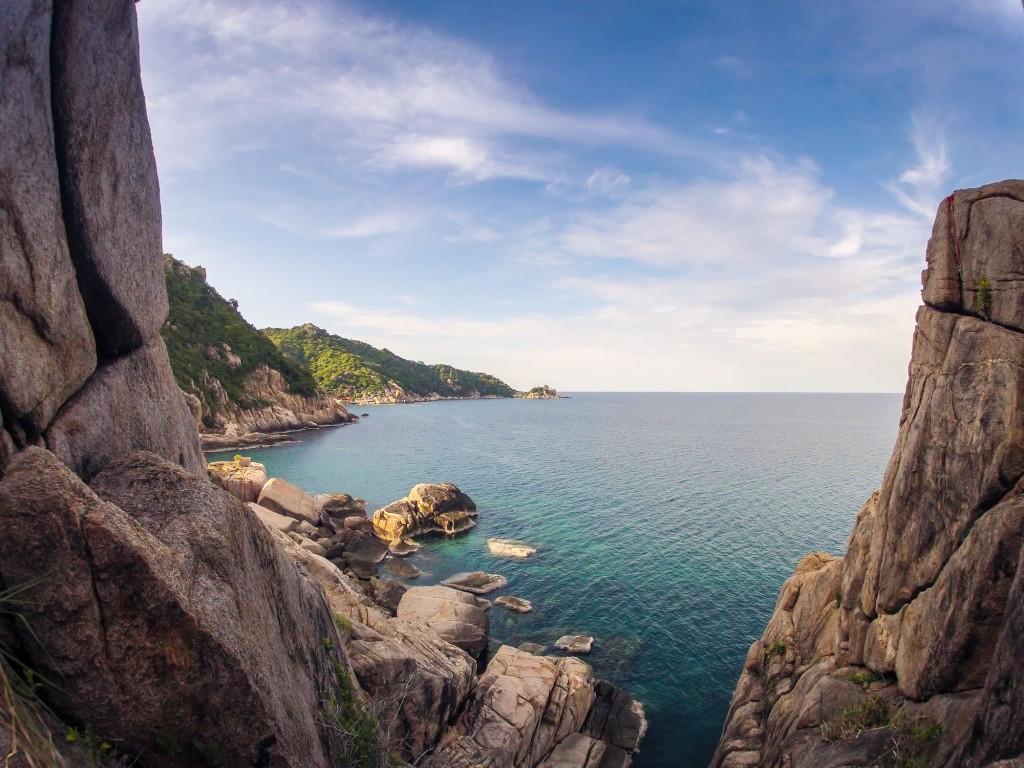 Koh Tao Lang Khaai Beach