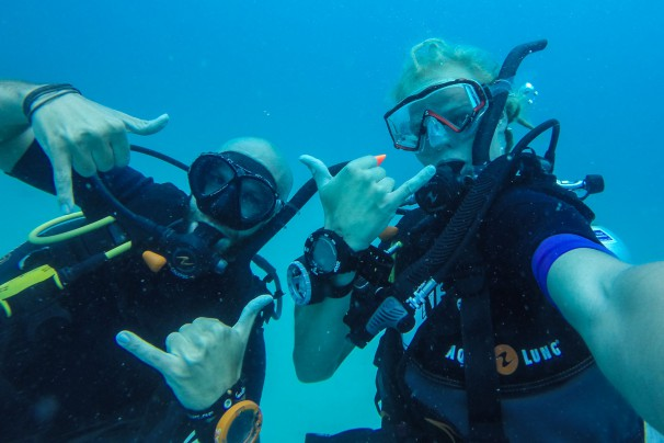 Good Times Adventures Koh Tao Diving