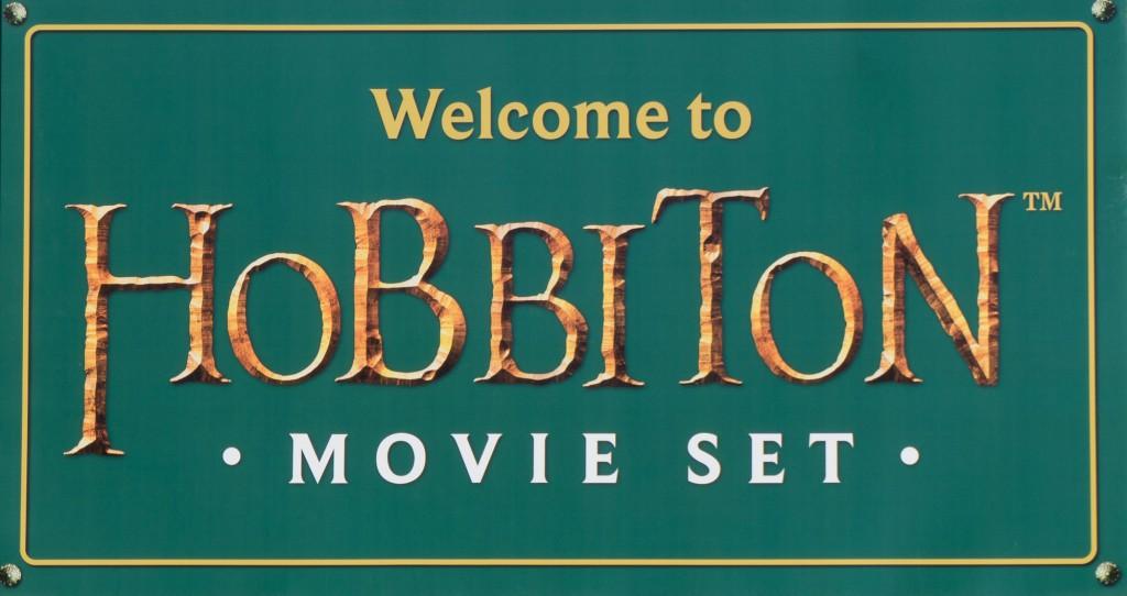 Hobbiton Filmset Tour