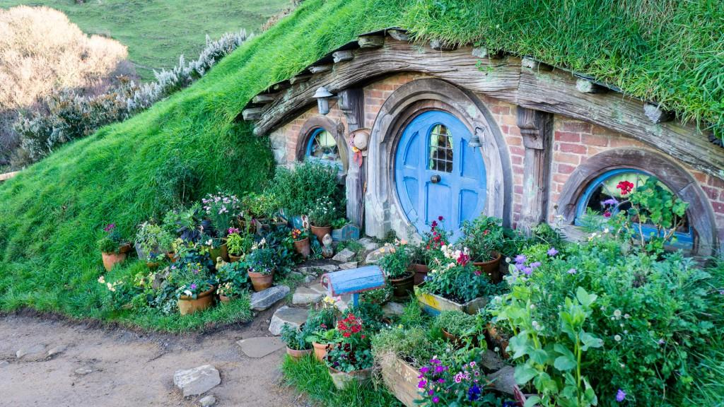 Hobbiton Filmset Tour-24