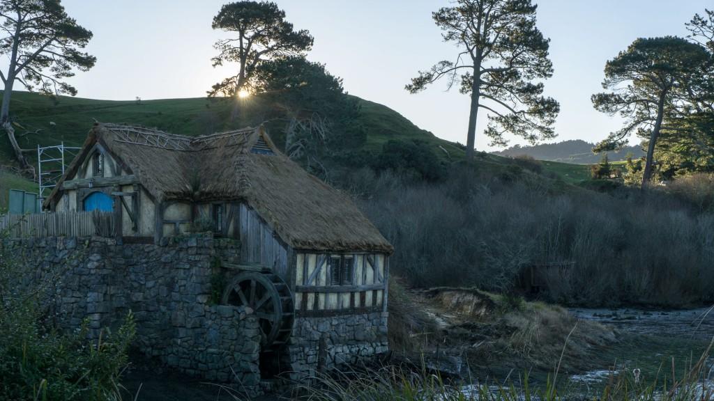 Hobbiton Filmset Tour-31