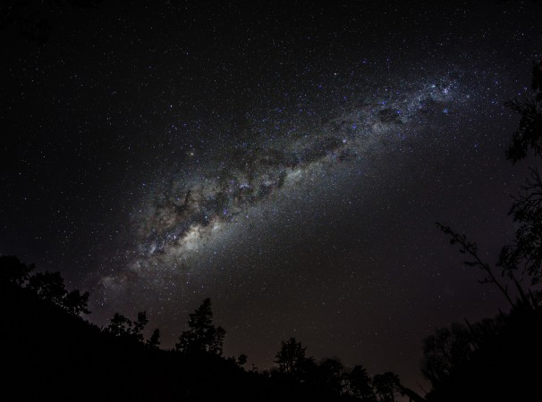 Milky Way New Zealand