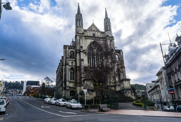 St. Paul's Cathedral Dunedin