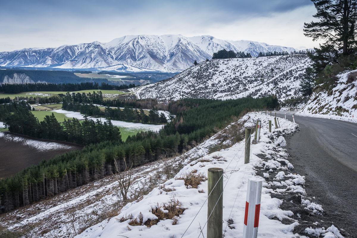 Inland Scenic 72 Route