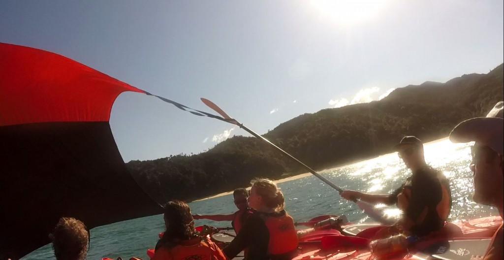 Kayak Tour Abel Tasman-2