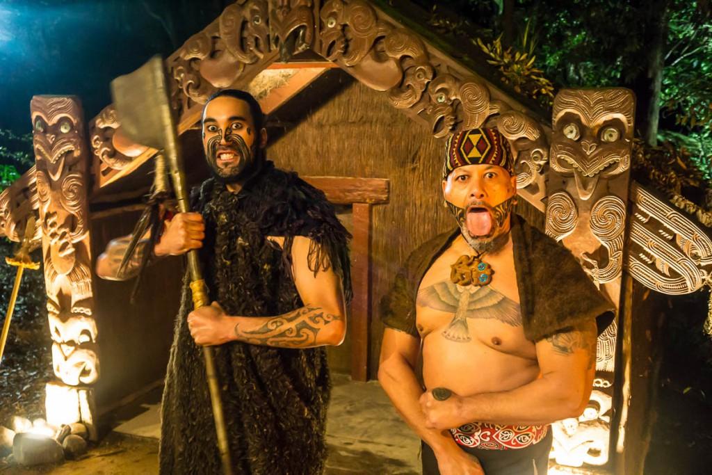 Maori Village-12