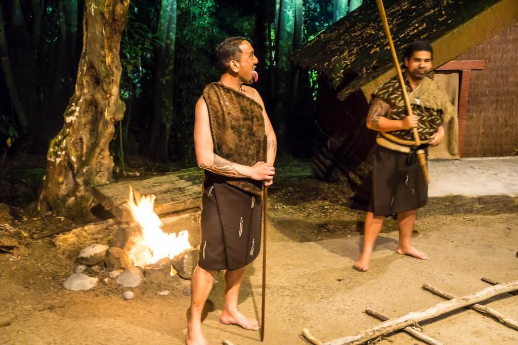 Maori Village-4