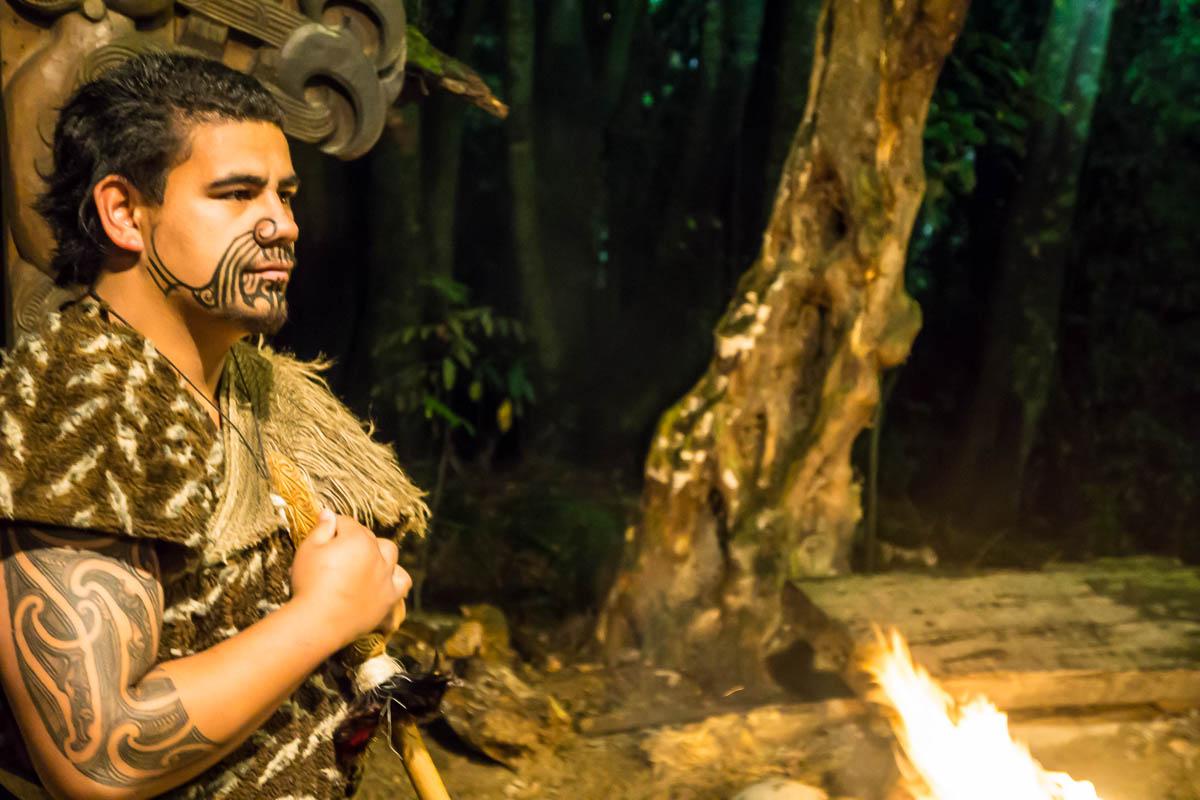 Eye Catching Maori Krieger The Best Of