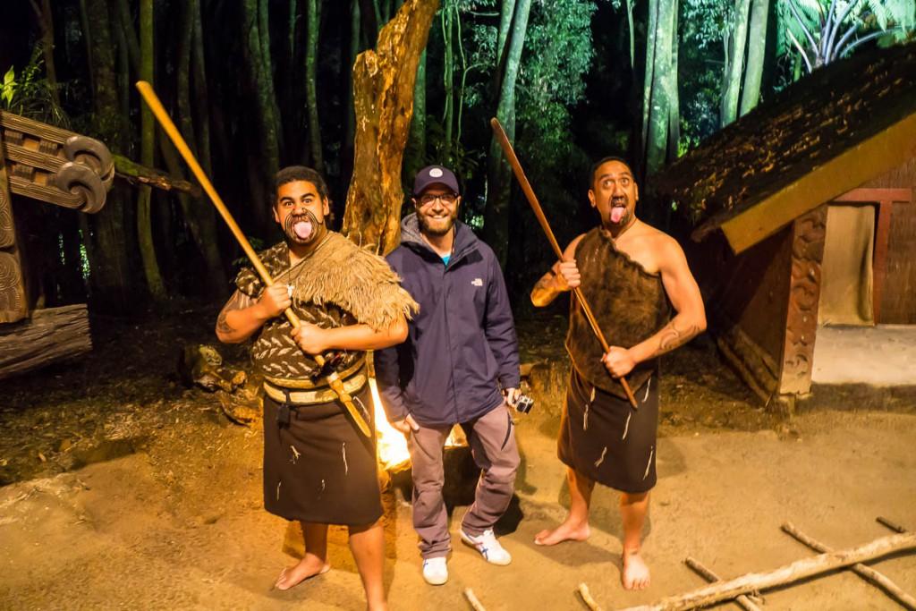 Maori Village-7